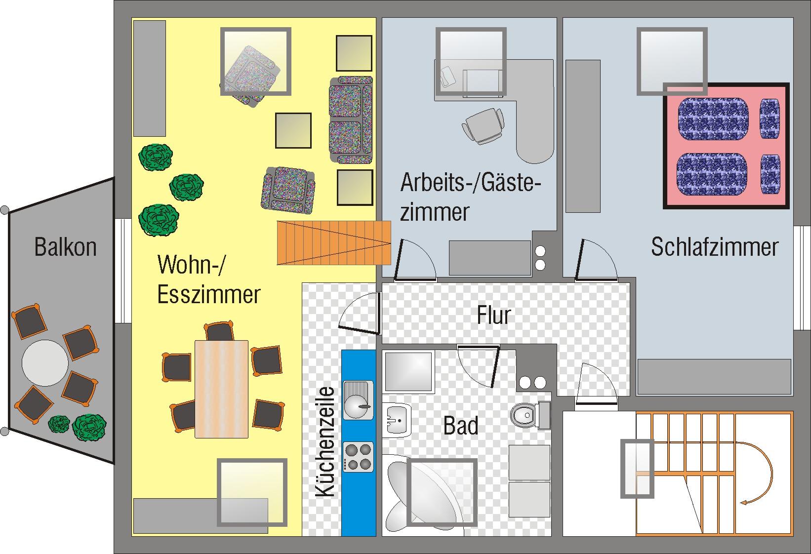 Wohnung Bilder